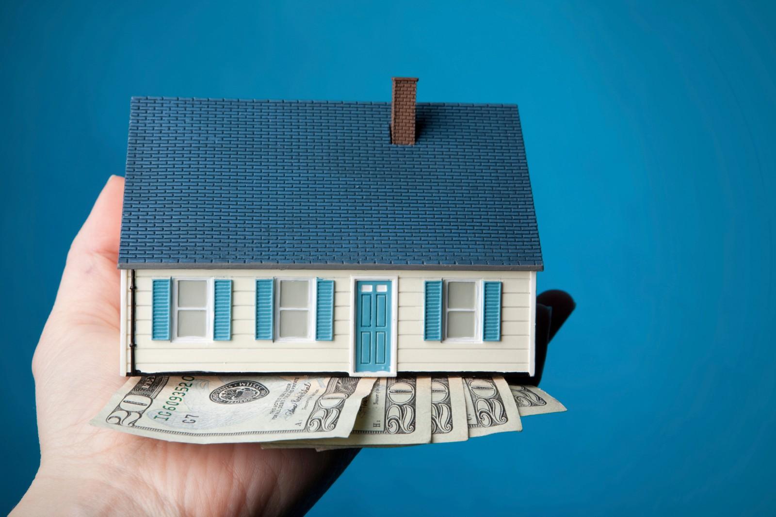 Срочный кредит под залог доли квартиры